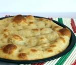 Pizza bianca alla romana