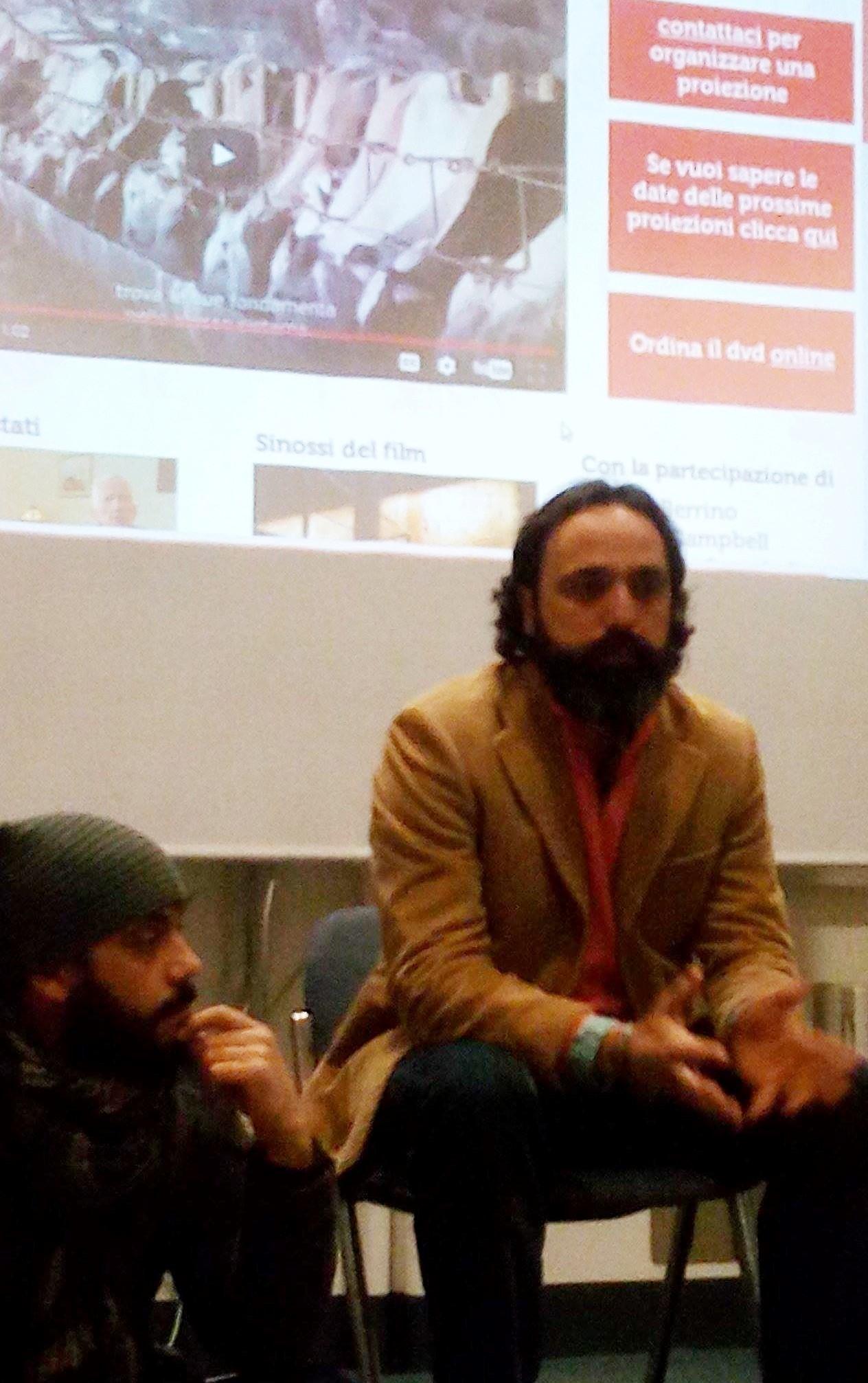 Thomas Torelli e Roerto Lo Presti - Conferenza Stampa e presentazione del film ReLOVution