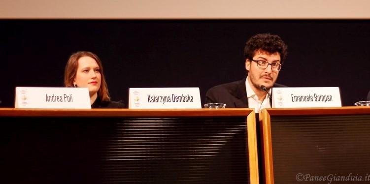 Katarzyna Dembska Festival del Giornalismo Alimentare